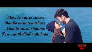 Oh Humsafar Song ( Song by - Neha kakkar and Tony Kakkar ) whatsapp status song...