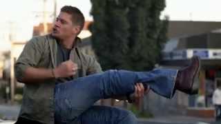 Supernatural - Jensen Ackles Eye of the Tiger HQ
