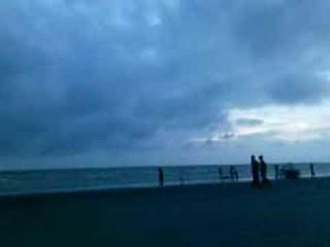 Kuakata Beach Scenery