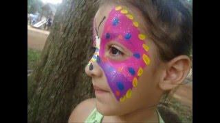 Júlia Baby Kids, Mostra Fotos Com as Amigas, Mexe Mexe Crianças Carrossel