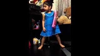 Sasha dance