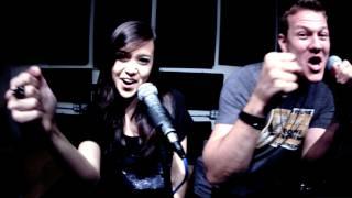 Jessie J - Domino Cover - Tyler Ward & Megan Nicole