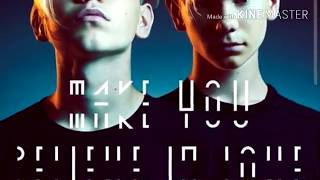 Make You Believe In Love - Marcus & Martinus (Lyrics/Letra - English/Español)