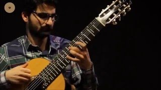 Fidayda - Tolgahan Çoğulu - Microtonal Guitar