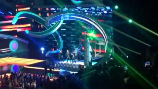 Billboards 2017 - cnco ft yandel - hey DJ