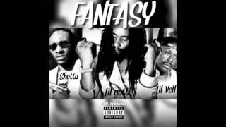 shotta- fantasy ft. lil vell & lil gotti
