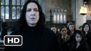 Harry Potter and the Deathly Hallows: Part 2 #4 Movie CLIP - Snape's Security Problem (2011) HD