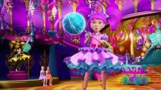Barbie eo portal secreto transformação da princesa Alexa