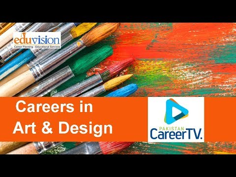 Careers in Art & Design