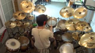 Pink Floyd-Wish You Were Here (Live) Drum Cover