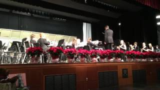 HCRHS FCB HOLIDAY CONCERT 11/30/16 Three Minute Nutcracker