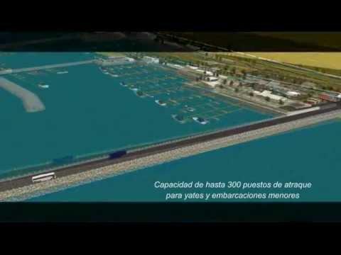 Muelle especializado de cruceros y Marina – MANTA ECUADOR