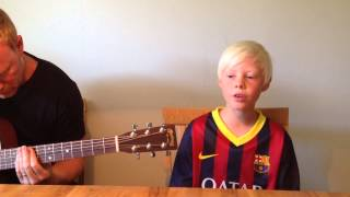 All around the world - Justin Bieber cover Hampus from Sweden
