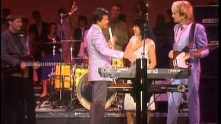 Dick Clark interviews Cock Robin American Bandstand 1985