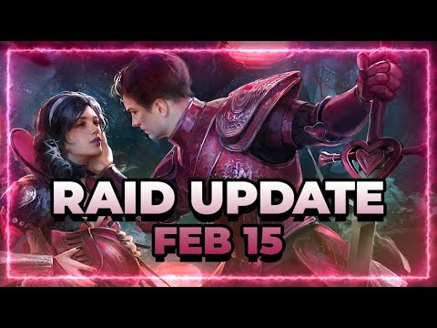 RAID Daily | Feb 15 | Fusion, Valentine's Comp, What is Valheim?!