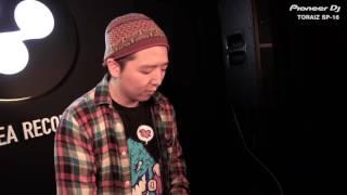 Performance Video DPOLE con Pioneer DJ TORAIZ SP-16