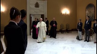 Pope announces possible trip to Japan