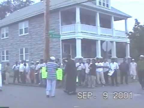 Professor Gulam Azam's Detroit Visit 2001