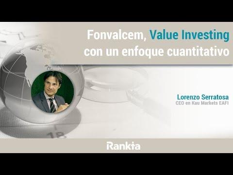 Value Investing con un enfoque cuantitativo