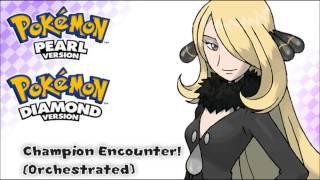 Pokémon D/P - Champion Encounter! (Remastered)