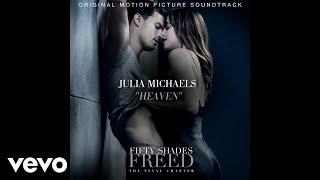 Julia Michaels - Heaven (Audio)