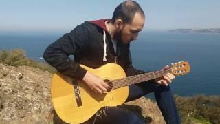 Yiğidim Aslanım Fingerstyle Gitar ( Zülfü Livaneli cover)