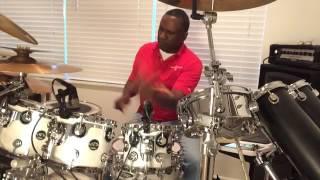 Lazaro O Blanco Drum solo 2017