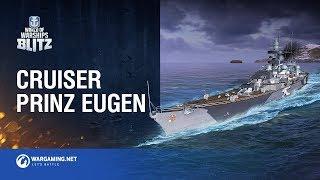 World of Warships Blitz: Prinz Eugen has arrived!