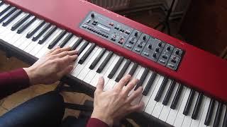 Tasha Cobbs Leonard - Your Spirit ft. Kierra Sheard (piano cover)