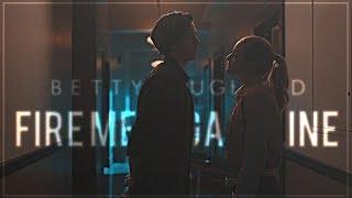 Betty&Jughead | Fire meet Gasoline