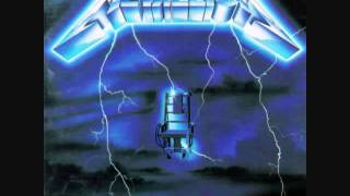 Metallica   For Whom The Bell Tolls with lyrics