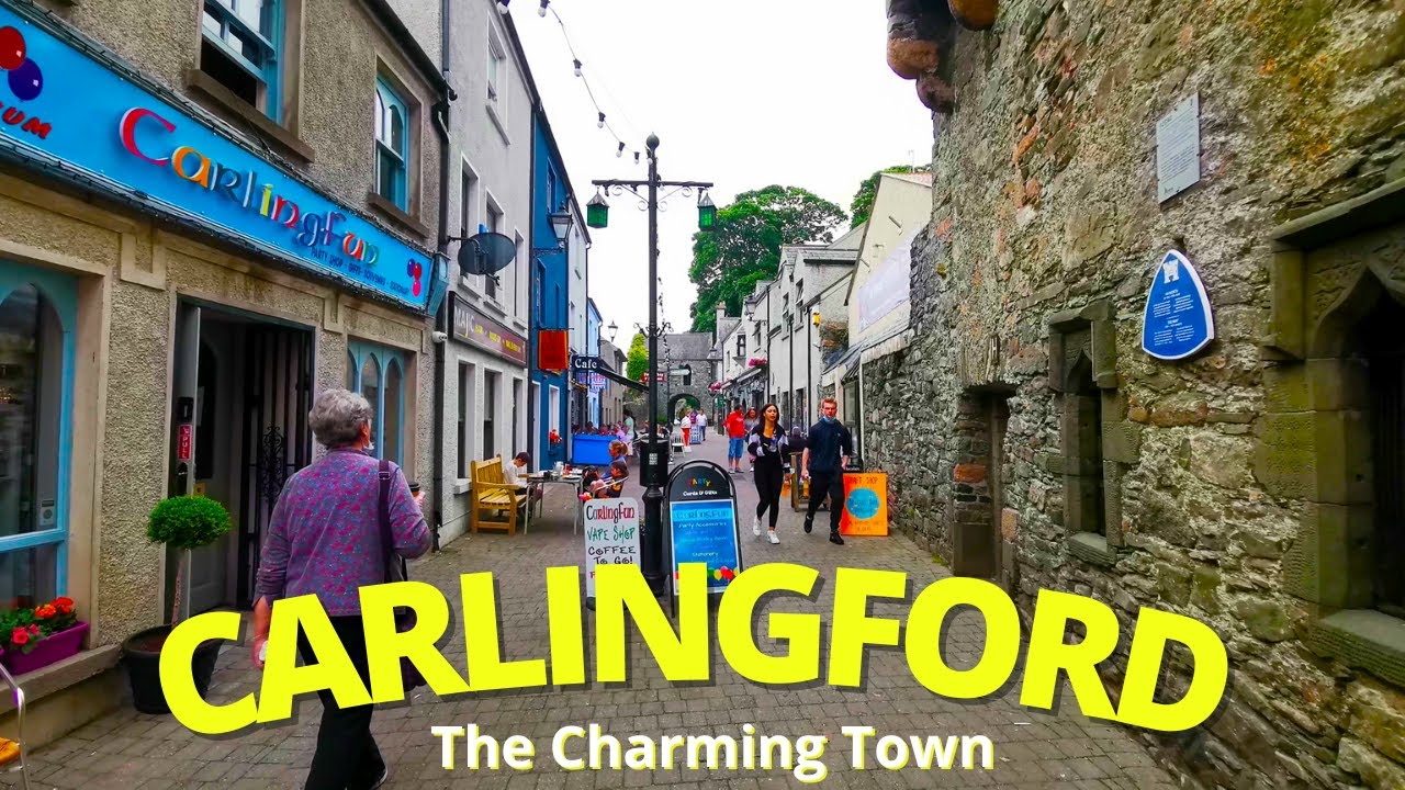 The Charming Village of Carlingford Ireland