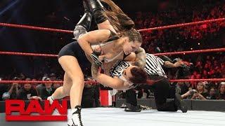 Ronda Rousey vs. Ruby Riott - Raw Women's Championship Match: Raw, Feb. 18, 2019