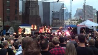 """Alice In Chains """"Check My Brain"""" (live) Cincinnati, Ohio 08/06/2015"""