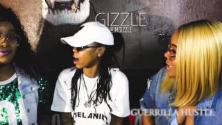 Gizzle-  interview   Sxsw partandbullshitshow jackiie la