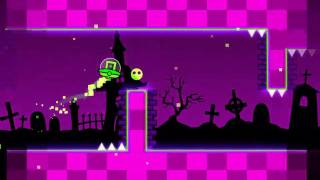 GEOMETRY DASH WORLD: SPACE PIRATES, A SONG FROM CASTLE CRASHERS.