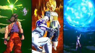 Summon Animations Part 1 - Dragon Ball Legends