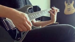 Leander Kills - Madár ( Czifra Miklós guitar playthrough )