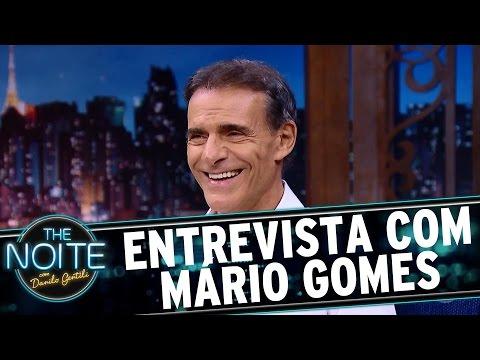 DANILO GENTILI ENTREVISTA MÁRIO GOMES