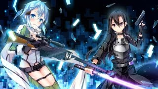 Sword Art Online【A M V】- 【Nightcore - Undead】-「 1080p 」