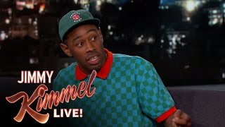 Tyler, The Creator Worked at Starbucks