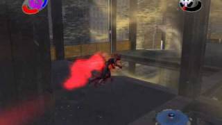 spiderman 3 gameplay - black spiderman vs venom
