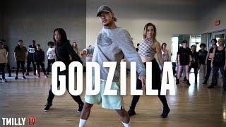Anna Lunoe - Godzilla - Choreography by Kevin Maher | #TMillyTV