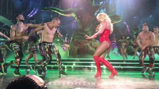Britney Spears - Toxic - Piece Of Me - 03/25/17