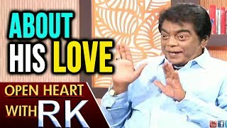 Senior Actor Jeeva About His Love | Open Heart With RK | ABN Telugu