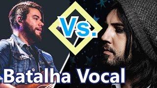 BATALHA VOCAL: Guilherme de Sá x Mauro Henrique