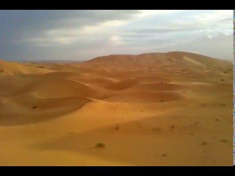 Merzouga (Morocco) – Wschód słońca na Saharze 20100321
