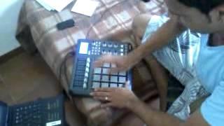 DJ BRUNINHO DO SALGUEIRO AO VIVO NA MPC 26  2012 (SETEMBRO)