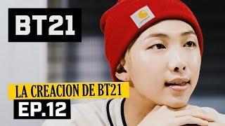 [Sub español] BTS Creación de BT21 - Ep. 12