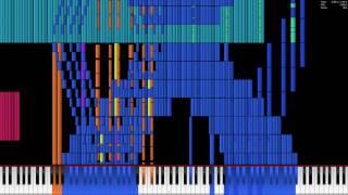 [Black MIDI] O-Zone - Dragostea Din Tei (Numa Numa) 87.000 Notes